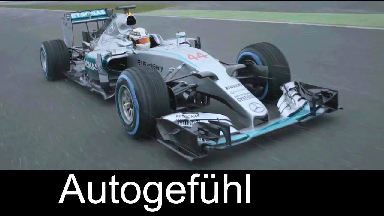 new car launches of 2015New Mercedes Formula1 car 2015 launch of F1 W06 Hybrid with Lewis