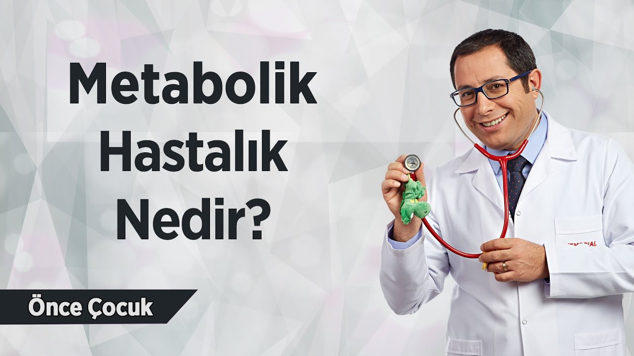Metabolizma nedir
