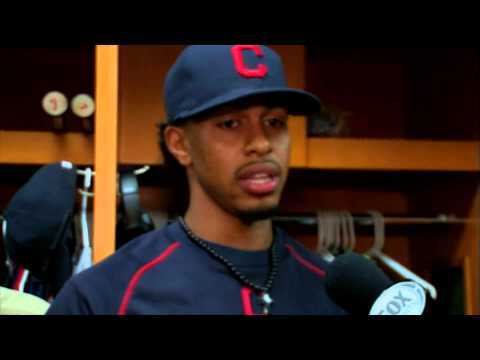 Francisco Lindor on getting called up to the bigs
