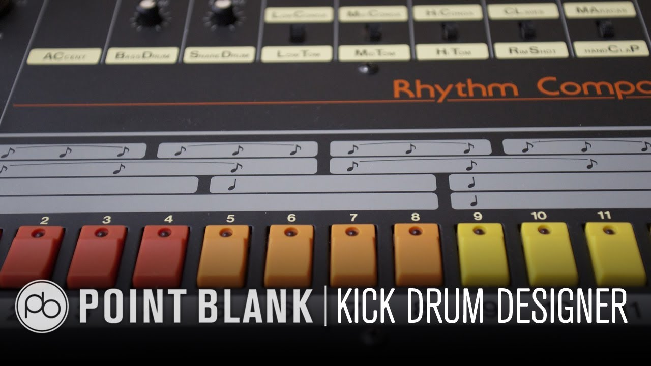 Ableton Live Kick Drum Designer - Free Max For Live Download
