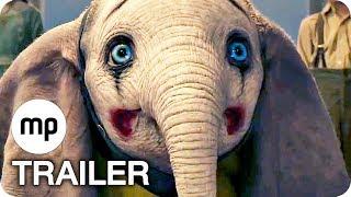 DUMBO Trailer 2 Deutsch German (2019)