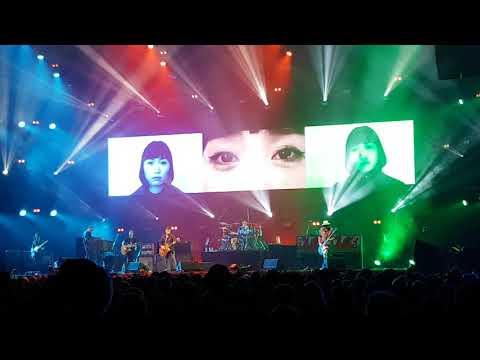 Manic Street Preachers - Hold Me Like A Heaven - Live, SSE Hydro, Glasgow, 25/04/2018