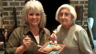 Paula Deen Makes Sweet Potato Balls