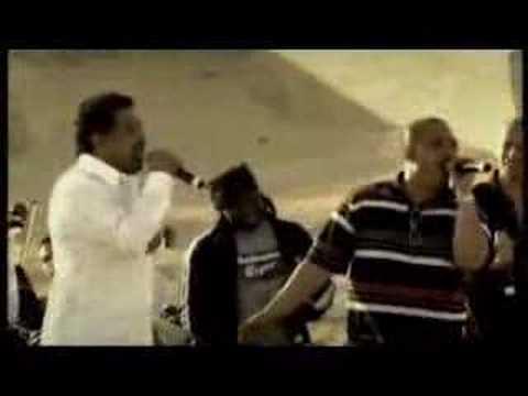 IAM feat Cheb Khaled - Bladi (concert en Egypte)