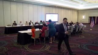 Unity Commission Meeting in Las Vegas