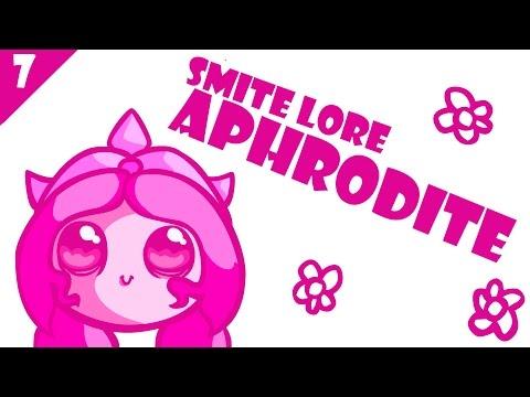 SMITE Lore Ep. 7: Who is Aphrodite?