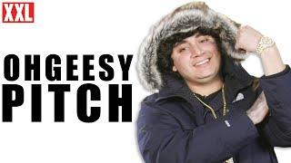 Ohgeesy's 2019 XXL Freshman Pitch