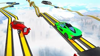 Dangerous Roads - Extreme Car Driving   Android Gameplay   Friction Games
