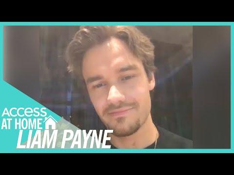 Liam Payne & Louis Tomlinson Talk A Lot About Fatherhood | #AccessAtHome