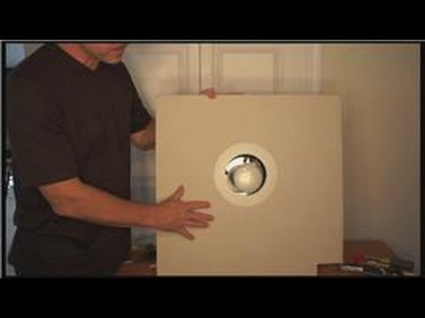 Electrical Home Repairs : How to Replace Canister Light Fixtures