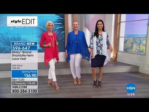HSN | Slinky Brand Fashions. http://bit.ly/2ZPmQ0L