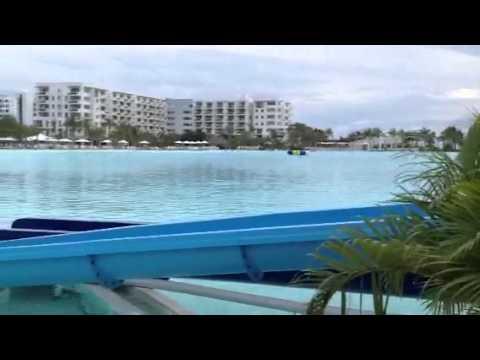 luis en la segunda piscina m s grande del mundo youtube