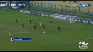 Ante Brasil juega hoy Colombia ya clasificada a segunda ronda en el Suramericano Sub 20