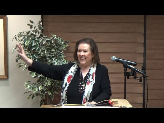 Women's Christian Fellowship 8 REV 11 21 19