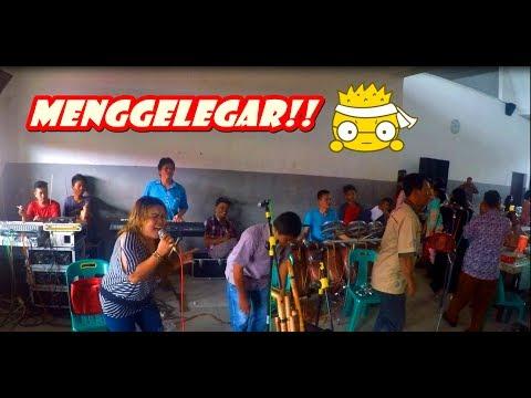 Semangat Kali Ah! 😁 - Boru Sitorus w/Chyntia Musik Siantar (Musik Taganing) | Lagu Batak Joget