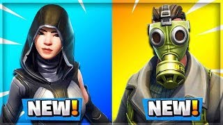ACHATS - NEW STALKER SKIN/OUTFIT FORTNITE BATTLE ROYALE