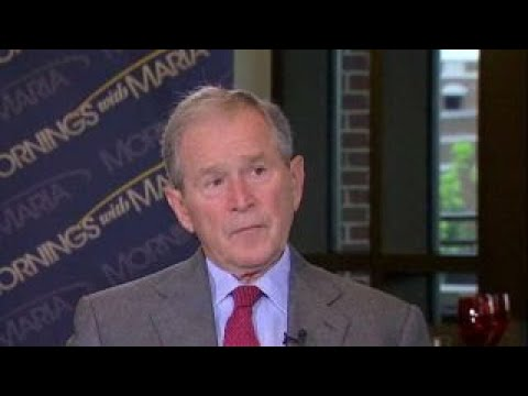 George W. Bush: US, Canada, Mexico need to work together to compete with China