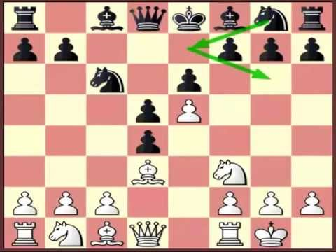 Chess Trap 4 (Against French Defense)