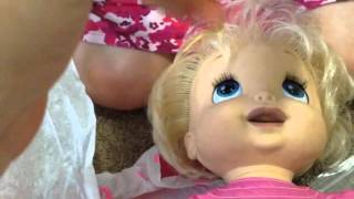 kids toys-Baby Alive Unboxing Baby Alive Real Surprises 2009 from eBay