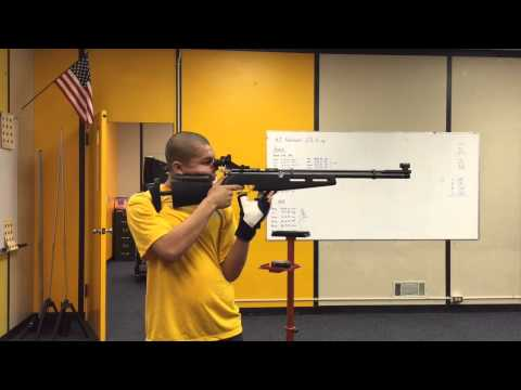 Top Shot: Turlock High Navy JROTC student national winner