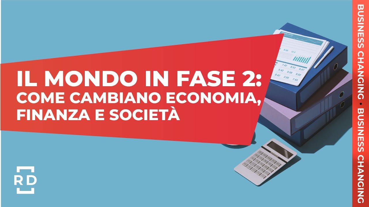"""""""Covid-19 - Il mondo in fase 2"""" -Video del webinar di Andrea Forni e Massimiliano Malandra"""