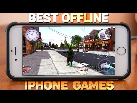 TOP 10 BEST Offline iPhone Games Of 2017 (NO Internet/Wifi Required) iOS 10 - May