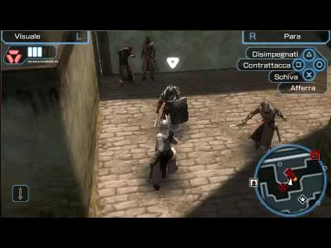 Assassin S Creed Bloodlines Psp Gameplay Ita By Brikko Youtube
