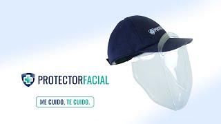 Protector Facial Gorra