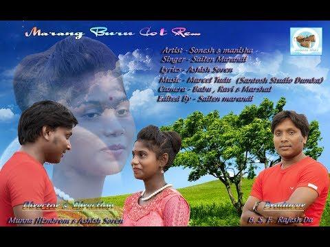 MARANG BURU COT RE...//NEW SANTHALI HD VIDEO//2019