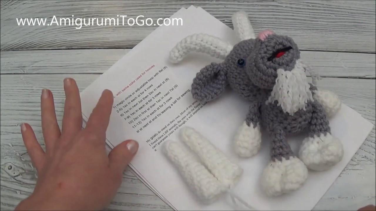 Gruffy The Goat Part 3 Horns Youtube