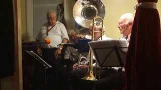 The Frog Island Jazz Band: Pontchartrain Blues, Ramsgate Seaside Shuffle 2014