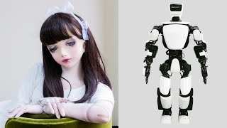 Video Best 3 Robots Will Intend To Buy  - Mimicking T-HR3 Humanoid Robot, Lulu Hashimoto & Robohon download MP3, 3GP, MP4, WEBM, AVI, FLV April 2018