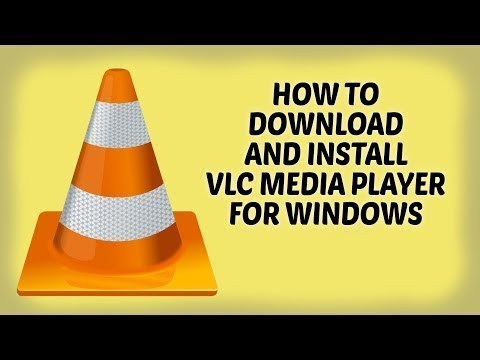 How to Download & Install official VLC Media Player (Step by step and Easy) | Windows 7, 8, 10