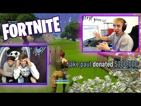 I DONATED $200K TO MY FAV TWITCH STREAMER...