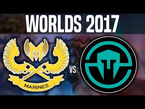 GAM vs IMT - Worlds 2017 Group Stage Day 4 - Gigabyte Marines vs Immortals | Worlds 2017