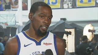 Kevin Durant Gets Honest About DeMarcus Cousins and Warriors!