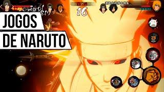 Os melhores Jogos de Naruto Para android 2020
