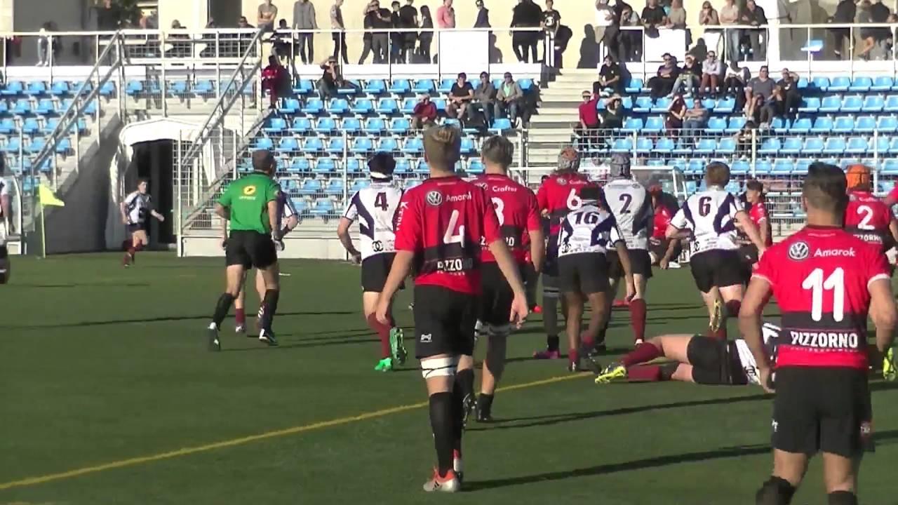 rugby cadets alamercery rct toulon vs azur 06 match r u00e9sum u00e9