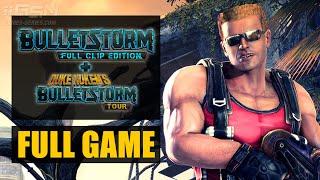 Duke Nukem's Bulletstorm Tour - Full Walkthrough