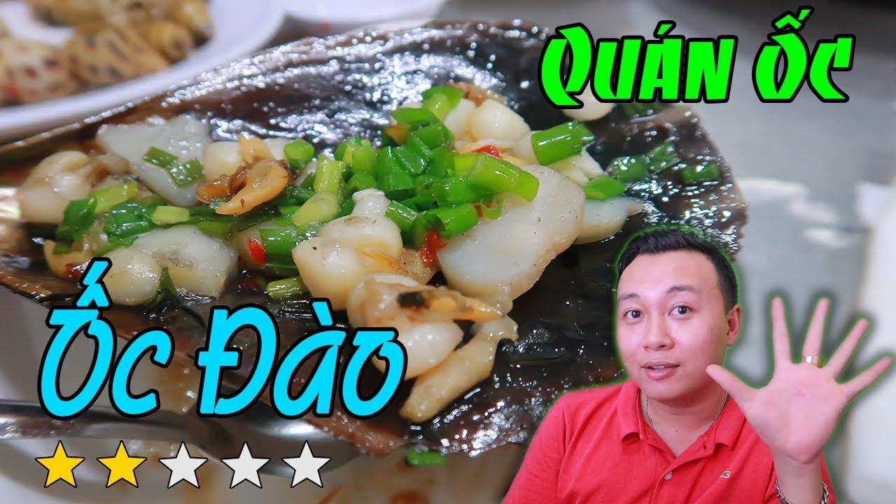 Review Ốc Đào Nguyễn Trãi ✅ - 212B/D28 Nguyễn Trãi, Nguyễn Cư Trinh, Quận 1