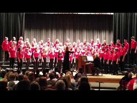 Rossview Middle School Eighth-Grade Choir