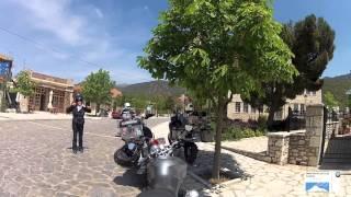 Tour Peloponneso in moto