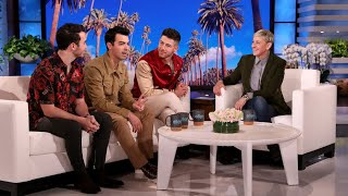Jonas Brothers on Becoming the Kardashians for Their Viral TikTok