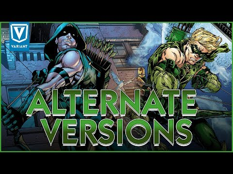 Alternate Versions Of Green Arrow!