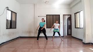 Aankh mare o ladki aankh mare dance choreographed by minakshi gupta