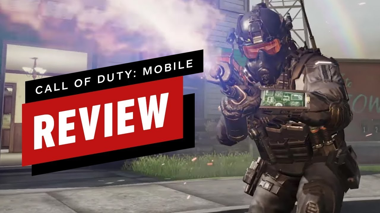 Call Of Duty Mobile Review Youtube