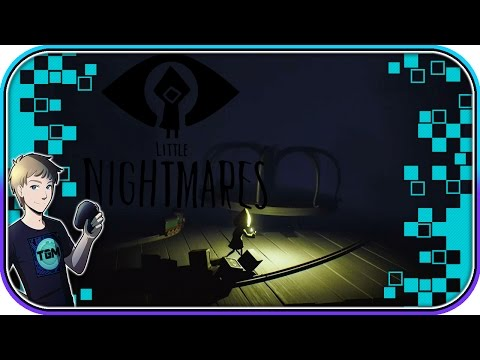 Little Nightmares - Giant Crypt Of Nightmares!