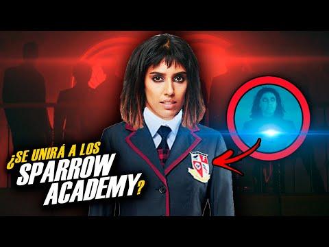TEORÍAS de FANS de THE UMBRELLA ACADEMY Temporada 3 ☂️ | ¿Lila en los SPARROW ACADEMY? 🤔