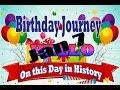 Birthday Journey Jan 7 New