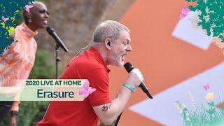 Erasure - Hey Now (Think I Got A Feeling) (Radio 2 Live At Home)